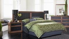 Hilton Bedroom Collection manufactured by Flamingo Furniture, All Australian Made! Queen Bedroom Suite, Modern, 3 Piece, Flamingo, Furniture, Design, Home Decor, Collection, Ideas