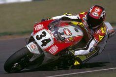 #34 Kevin Schwantz Lucky Strike Team Suzuki 500cc World Champion 1993