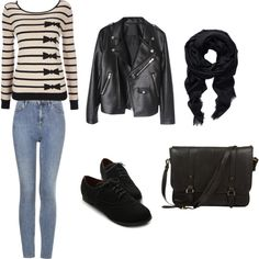 combination of clothes, cute outfit, fashion, moda, outfit, outfit ...