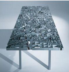 baghdad table