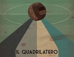 "Check out new work on my @Behance portfolio: ""Quadrilatero Movie Poster"" http://on.be.net/1W2dnzf"