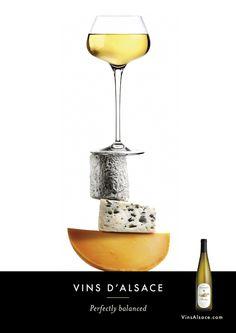 Alsace Wines Campaign.