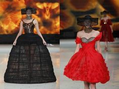 Paris Fashion Week 2012: Sarah Burton's Alexander McQueen Collection