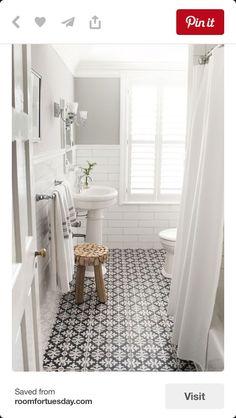 beautiful neutral bathroom