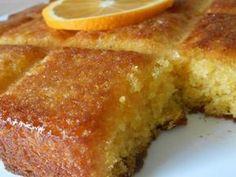Gâteau à l'orange, Recette Ptitchef