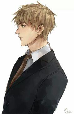 Arthur Kirkland, a real gentleman in my heart