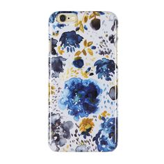 Fall in love with this case featuring our BonBon flower print. Original artwork made with watercolors by NDC designer.