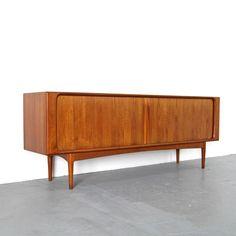 Credenza by Bernhard Pedersen & Søn Denmark | Danish Modern Teak Sideboard 60er