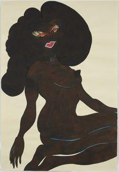 CHRIS OFILI http://www.widewalls.ch/artist/chris-ofili/ #contemporary #art…
