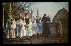 Matyo:)/Matyó Betlehemesk.Néprajzi Múzeum | Online Gyűjtemények - Etnológiai Archívum, Diapozitív-gyűjtemény