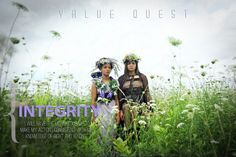 """LDSLiving - LDS Photographer Brings Young Women's Values to Life With Fairy Tale Photos & """"Value Quest"""""""