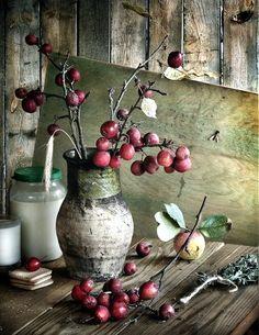 plums...