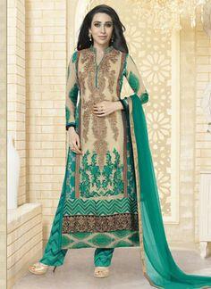 Karishma Kapoor Party Wear Salwar Kameez Supplier  Buy Now @ http://www.suratwholesaleshop.com/5189-Karishma-Kapoor-Foxy-Black-Faux-Georgette-Designer-Salwar-Suit?view=catalog  #wholesalesalwarsuits #onlinesalwarkameez #partywearsalwarsuits #bulksalwarsuits #designersalwarsuits #salwarsuitswholesaler