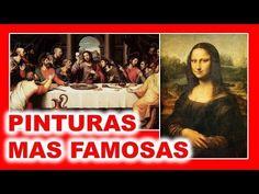 Las 10 Pinturas mas Famosas del Mundo - YouTube
