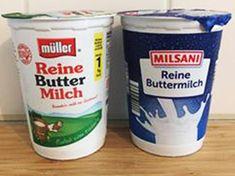 Müller Buttermilch Aldi