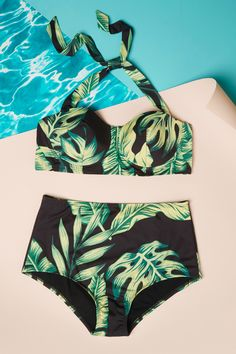 And 'oasis' we go! Escape to warmer climes with standout swim.
