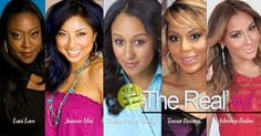 Adrienne Bailon, Tamera Mowry & Tamar Braxton Land New Daytime Talk Show, 'The Real'  http://www.sheenmagazine.com/sheenanigans/the_real.html