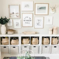 Its Regan from The Blooming Nest again! I recently changed out the prints in Playroom Organization Blooming changed Nest prints Regan Loft Playroom, Playroom Organization, Playroom Design, Playroom Decor, Toddler Playroom, Entryway Decor, Interior Minimalista, Toy Rooms, Black Decor