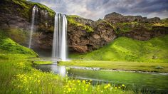 Iceland Waterfalls [1920X1080]