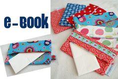 eBOOK # 21 ♥ TaTüTa ♥ Taschentüchertasche von leni pepunkt auf DaWanda.com