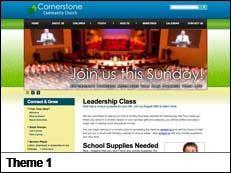 DIY CHURCH WEBSITES