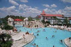 Caribbean Beach Resort WDW - 2 more weeks!