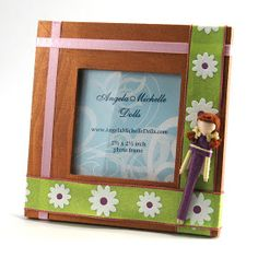 Been by Etsy.com yet? If not, please don't go until after you're finished reading here. I'll never get you back. More than one unwary browse... Worry Dolls, Yard Art, It Is Finished, Handmade Gifts, Frame, Etsy, Pocket, Reading, Kid Craft Gifts