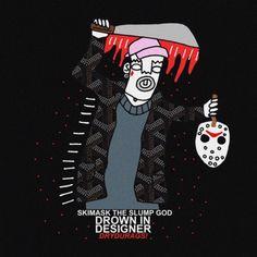 Ski Mask The Slump God - Drown-In-Designer