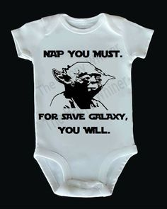 Star Wars Baby Yoda Jedi Onesie by thehappywhiner on Etsy,   http://cutebabygallery799.blogspot.com