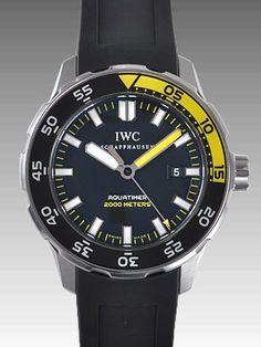 IWCスーパーコピー アクアタイマー オートマチック2000 IW356810      商品番号:IW356810