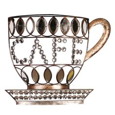 You'll love the Coffee Themed Sculpture Wall Décor at Wayfair - Great Deals on all  products with Free Shipping on most stuff, even the big stuff.