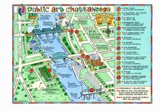 What You MUST Do If You Only Have One Day in Chattanooga ...  |Chattanooga Time Zones
