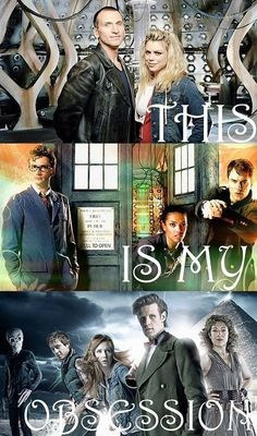"Anyone else start singing this to the ""Confessions"" tune? *ahem* This is my obsession. Just when I thought I watched all I could watch, I found more on YouTube today. This is my obsession. Rose and Ten are blue, now I am, too. What will Moffat do? Keep feeding my obsession..."