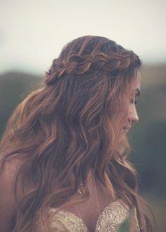 #peinados #novia #trenzas #aperfectlittlelife ☁ ☁ A Perfect Little Life ☁ ☁ www.aperfectlittlelife.com ☁