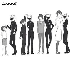 Celty x Shinra