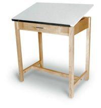 "WD3 - 37""H Split-Top Drafting Table"