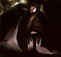 Raven by beequeendesign