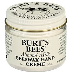 This girl has some dry hands tonight. Almond Milk Beeswax Hand Cream by Burt's Bees. Fabulous scent, heavy duty moisturizer without greasiness. Absorbs quickly for soft, protected hands! Burts Bees, Aloe Vera, Super Nails, Dry Hands, Belleza Natural, Almond Nails, Sweet Almond Oil, Baking Ingredients, Christmas Nails
