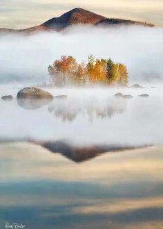 Autumn morn.