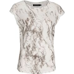 T-shirt, Marble Tee - Costes