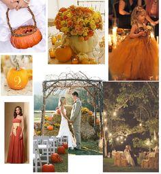 fall pumpkin wedding Woodsy Wedding, Farm Wedding, Wedding Bells, Dream Wedding, Wedding Day, Wedding Things, Wedding Stuff, Fall Pumpkin Wedding, Autumn Wedding