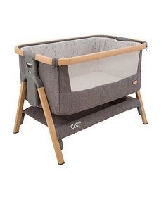 Suitable from birth to six months, the CoZee® Bedside Crib has been designed to allow you to sleep next to your baby developing that special bond without sharing the same bed, as recommended by baby experts and can also be used as a standalone crib too.