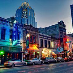 Weekend Getaway from Austin: Nightlife in Austin, Texas | Via Travel + Leisure