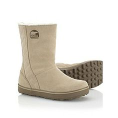 Women's Glacy™ Boot - So much cute AND more practical than the Uggs which make my feet look enormous!