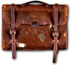 F. Scott Fitzgerald's Briefcase.