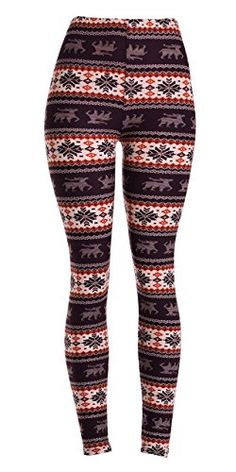 62ed598b29aea Only your wallet will know these are not LulaRoe Leggings Winter Christmas  Printed Leggings. Viv