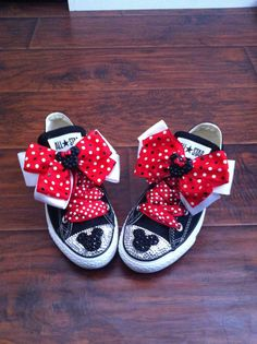 Custom Disney Shoes.