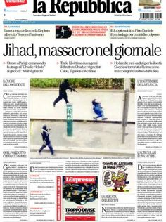 la repubblica Tapas, Charlie Hebdo, January 8, The Eighth Day, Twitter, Thursday, Europe, Photos, Journaling