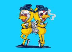 Los Pollos Hermanos!