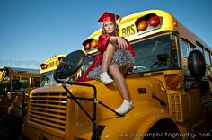 #Cheerleader #Seniorphoto  Jude S-R Photography  #WestNobleHighSchool